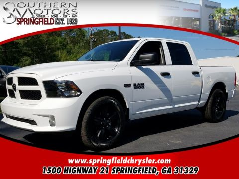 NEW 2017 RAM 1500 EXPRESS CREW CAB 4X2 5'7 BOX