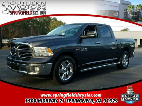 CERTIFIED PRE-OWNED 2016 RAM 1500 SLT RWD 4D CREW CAB