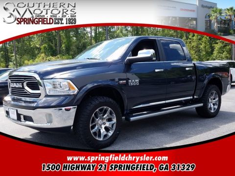 NEW 2017 RAM 1500 LIMITED WITH NAVIGATION & 4WD