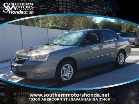 PRE-OWNED 2007 CHEVROLET MALIBU LS FWD 4D SEDAN