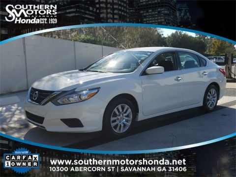 PRE-OWNED 2016 NISSAN ALTIMA 2.5 FWD 4D SEDAN
