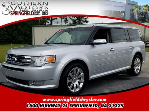 PRE-OWNED 2011 FORD FLEX LIMITED FWD 4D SPORT UTILITY