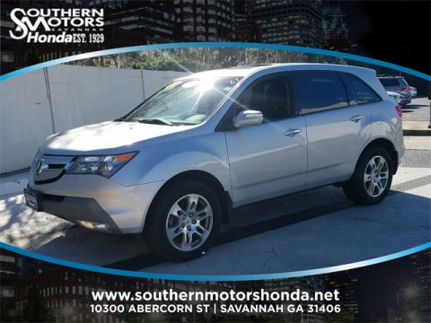 PRE-OWNED 2009 ACURA MDX 3.7L AWD