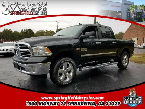 CERTIFIED PRE-OWNED 2016 RAM 1500 SLT 4WD