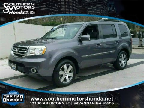PRE-OWNED 2014 HONDA PILOT TOURING FWD 4D SPORT UTILITY