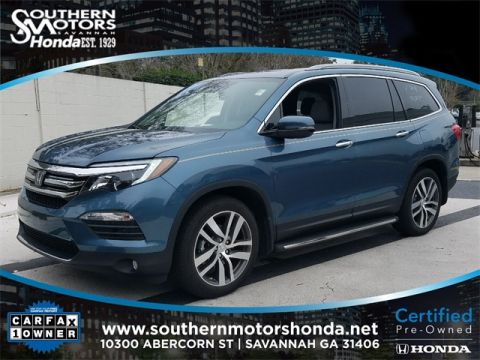 PRE-OWNED 2016 HONDA PILOT TOURING FWD 4D SPORT UTILITY
