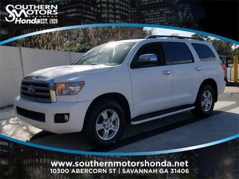 PRE-OWNED 2008 TOYOTA SEQUOIA LIMITED RWD 4D SPORT UTILITY