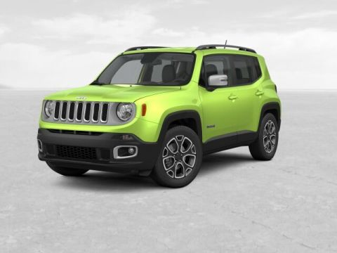 NEW 2017 JEEP RENEGADE LIMITED 4X2