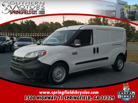 CERTIFIED PRE-OWNED 2016 RAM PROMASTER CITY BASE FWD 4D WAGON