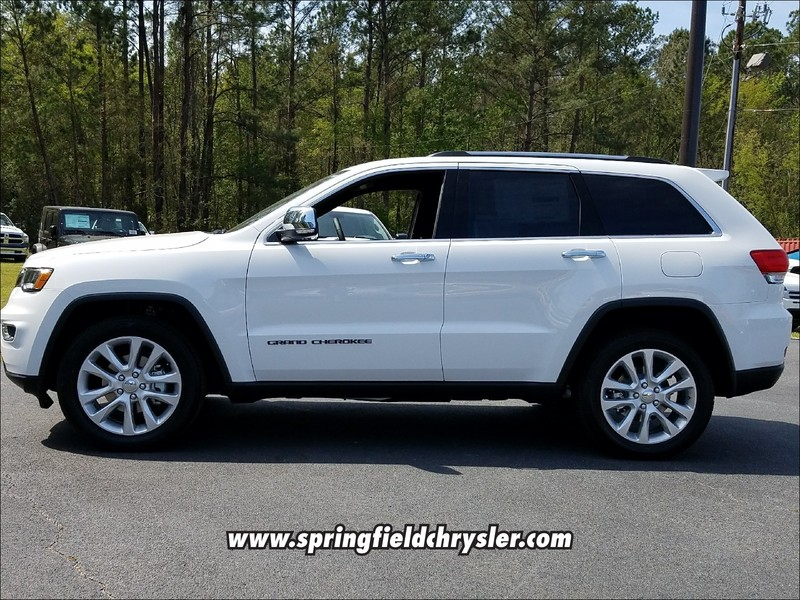 new 2017 jeep grand cherokee limited 4d sport utility in springfield t8011 southern motors. Black Bedroom Furniture Sets. Home Design Ideas