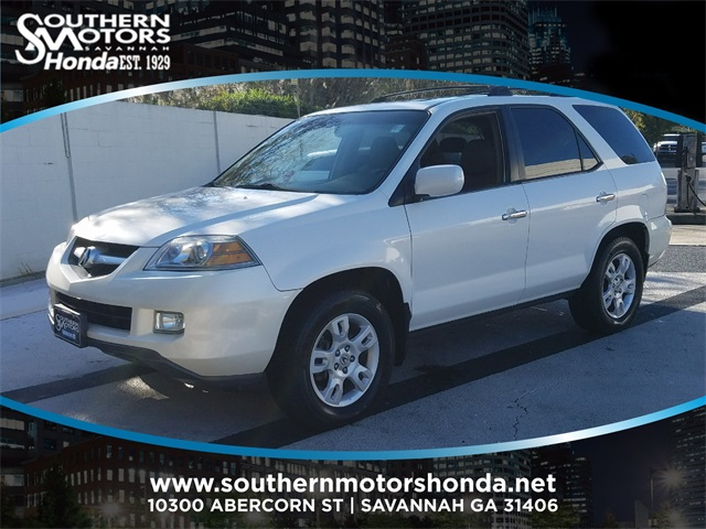 Pre-Owned 2004 Acura MDX Touring